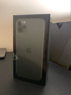 Brand new iPhone 11 pro max factory unlocked for Sale in Bellevue, WA