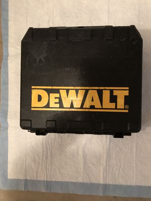 DeWalt. for Sale in Andover, MA