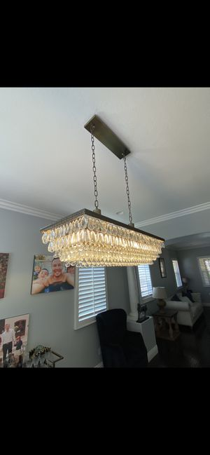 Chandelier for sale for Sale in Rancho Cucamonga, CA