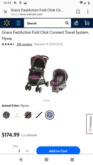 Graco stroller and car seat for Sale in New Albany, OH