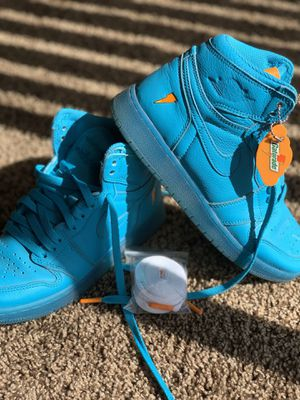 Nike Jordan 1 Retro Gatorade Blue Lagoon 5Y for Sale in Lemoore, CA