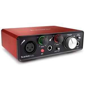 Focusrite Scarlett Solo (2nd Gen) USB Audio Interface with Pro Tools | First for Sale in Miami, FL