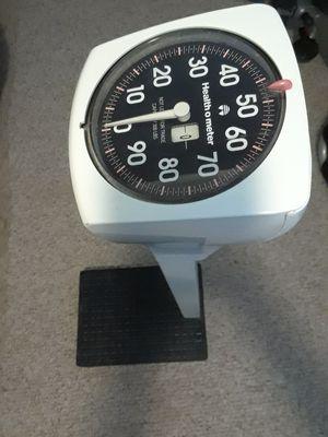 Health o meter bathroom scale for Sale in St. Petersburg, FL