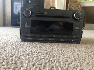 2011 Toyota Corolla stereo for Sale in Bonney Lake, WA