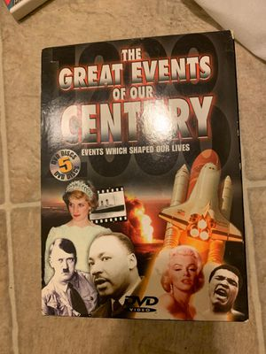 THE GREAT EVENTS OF OUR CENTURY for Sale in La Mesa, CA