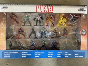Marvel Nano Matalfigs by Jada 100% collectible Diecast Action Figures for Sale in Naperville, IL