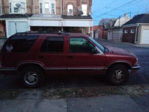 96 Chevy blazer for Sale in Bethlehem, PA