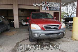 2008 Kia Sorento for Sale in Round Rock, TX