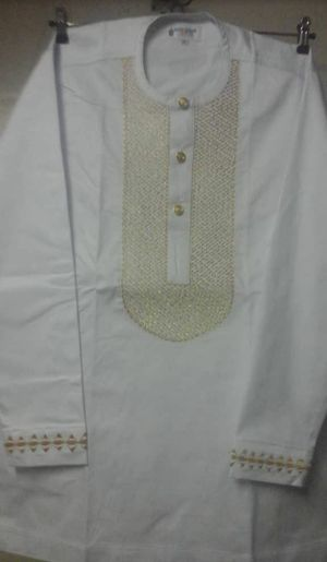 Men's African wear pant and top - extra large for Sale in Baltimore, MD