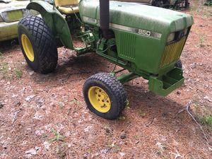 John Deere 850 tractor for Sale in Pine Bluff, AR