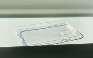 iPhone 12 Pro tempered glass + clear case for Sale in Oregon City, OR