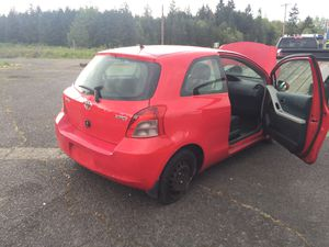 Toyota Yaris 2008 good for parts cars for Sale in Vancouver, WA