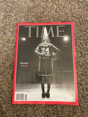Kobe time magazine for Sale in La Puente, CA