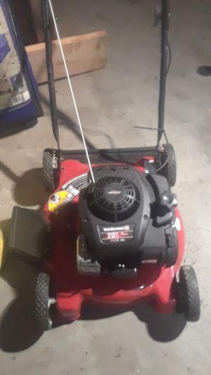 "Yard machines 20"""" lawn mower for Sale in Bakersfield, CA"