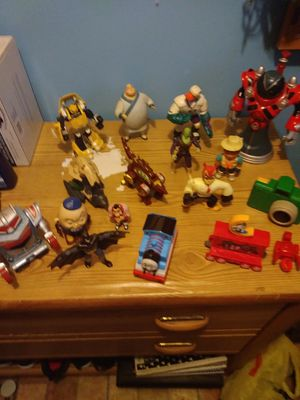 Lot of boy kid's toys for Sale in Cherry Hill, NJ