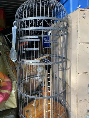 Bird Cage for Sale in New Canton, VA