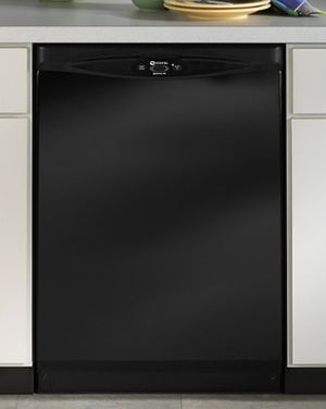 Maytag Dishwasher (works, gloss black, stainless interior, rack rust 20%) for Sale in Valencia, PA