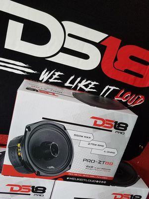 6x9 Speakers Ds18 Pro audio Loud ! $65 each(1)/Bosinas 6x9 Se escuchan bien fuerte y claro $65 cada una (1) for Sale in Houston, TX