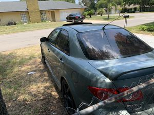 Mazda 6 stick shift 2500 or best offer runs and works good cold AC for Sale in Haines City, FL