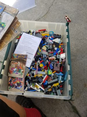 mixed harry potter lego sets for Sale in Santa Ana, CA