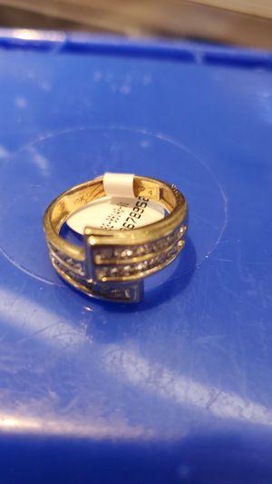 Diamond ring 10k for Sale in Cicero, IL