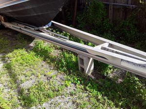 32. Aluminum trailer for Sale in Miami, FL