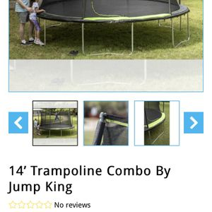 14ft. Trampoline for Sale in Visalia, CA