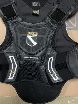 Used Icon Field Armor Vest Size Regular for Sale in Buckley,  WA