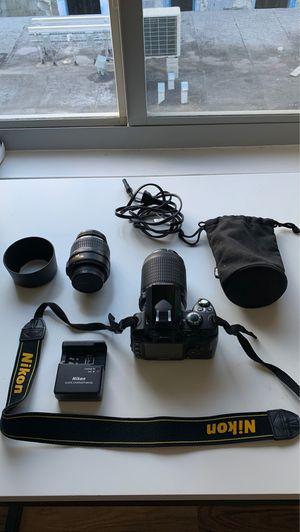Nikon D40 Camera Bundle for Sale in Miami Beach, FL