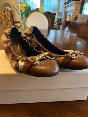 Authentic Burberry Flats for Sale in San Diego, CA