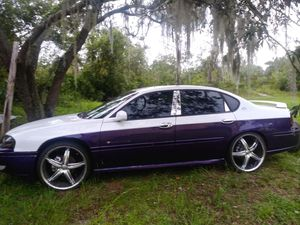 2004 chevy impala for Sale in Lake Wales, FL