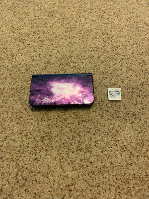 Nintendo galaxy 3ds with game and cord for Sale in Chandler, AZ