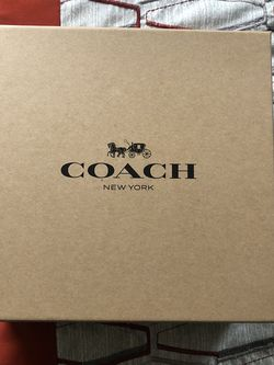 Coach New York Belt for Sale in Chelsea,  MA