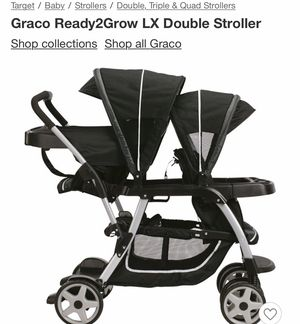 Graco double stroller for Sale in San Mateo, CA