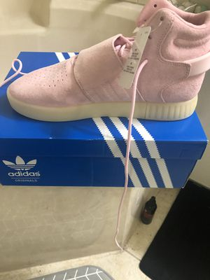 Adidas Tubular Strap for Women. Size 8.5. Never worn and still in box for Sale in West Palm Beach, FL