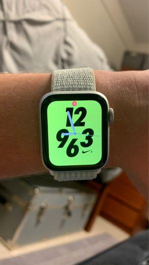 Apple Watch Series 4 Nike + for Sale in Detroit, MI