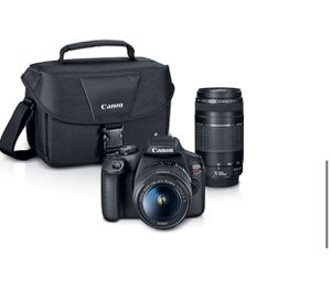 DSLR Camera for Sale in Charlotte, NC