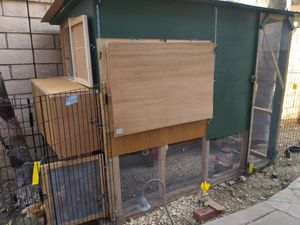 Newly built chicken coop for Sale in San Diego, CA