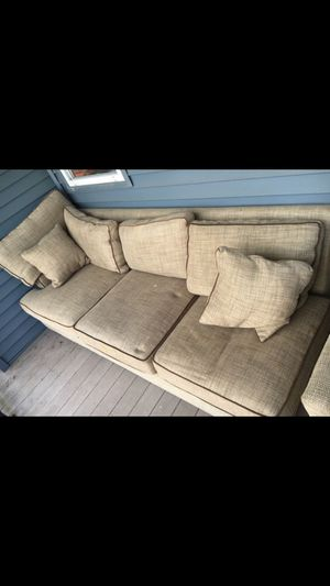 Sectional couch - price is negotiable for Sale in West Somerville, MA