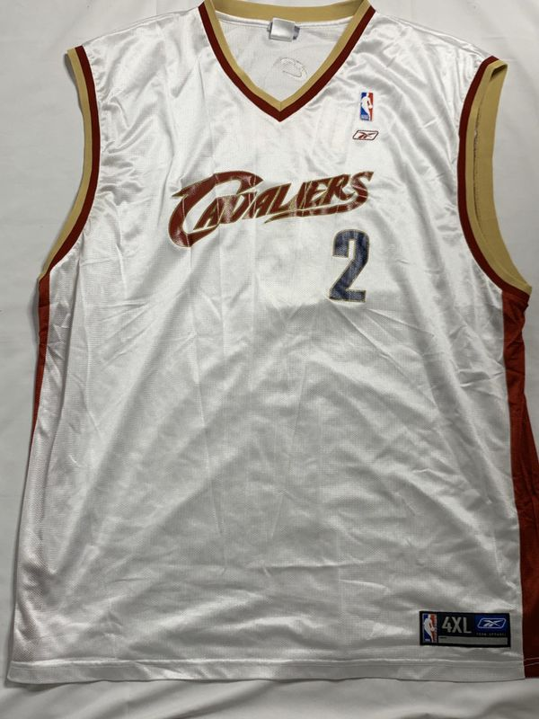 Authentic Vintage 2003 Dajuan Wagner Cavaliers Jersey