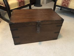Wood Chest for Sale in Irving, TX