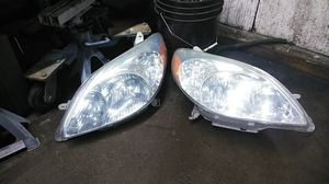 06 Toyota Matrix headlights for Sale in Arvada, CO