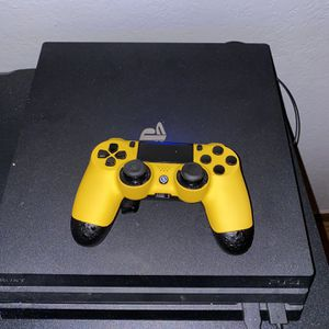 PS4 Pro and Scuf for Sale in Peoria, AZ