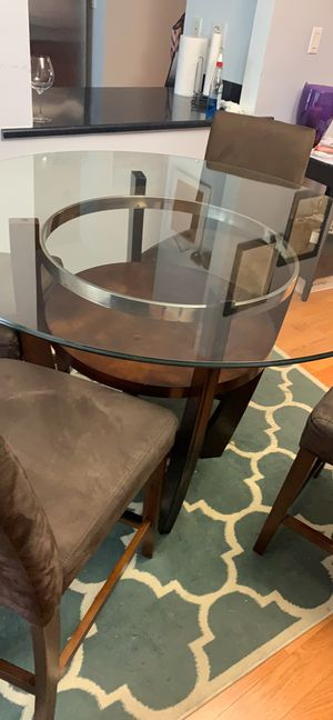 Kitchen table with four chairs for Sale in Washington, DC