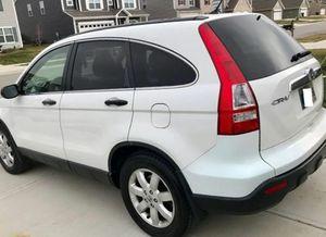 White 2007 Honda CRV EX AWDWheels Good for Sale in Chicago, IL