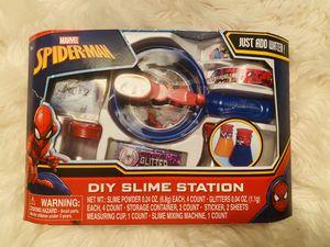 Spiderman Slime Station for Sale in Elizabethton, TN