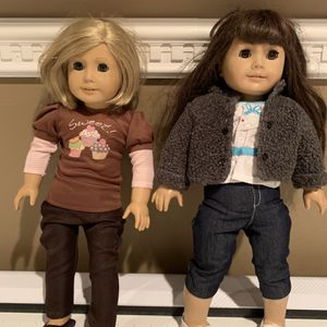 American Girl Dolls Nice!!! for Sale in Essex, MD