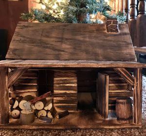 Small Handmade Log Cabin for Sale in Marmet, WV
