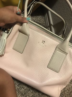 Kate Spade light pink tote bag for Sale in Lakewood Village, TX