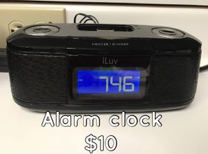 iLuv alarm Clock for Sale in Tampa, FL